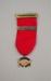 Badge [Wanganui Savage Club Badge]; Wanganui Savage Club (estab. 1891, closed 2016); 2007.134