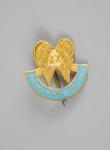 Badge [Folded Wings Association]; Folded Wings Association Incorporated; 2013.308.4