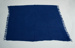 Blanket [Teal]; Onehunga Woollen Mills Limited (New Zealand, estab. 1889); 2004.572