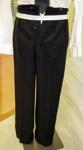 Uniform Trousers [Navy]; Burberry (England, estab. 1865); 2011.496