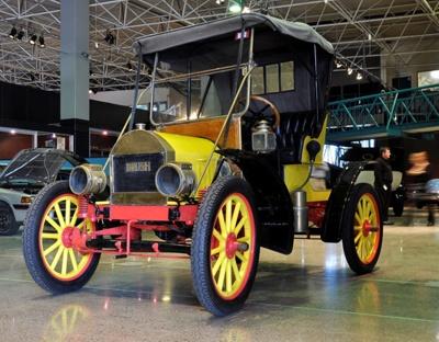 Automobile [Liberty-Brush Runabout]; Brush Runabout Company, Alanson Brush; 1912; 1978.748