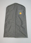 Garment Bag [National Airlines]; Bearse Manufacturing Company (estab. 1921); National Airlines (United States of America, estab. 1934, closed 1980); 2016.5.21