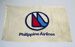 Flag [Philippine Airlines]; Philippine Airlines (Philippines, estab. 1941), Global Flag Company (estab. 1961, closed 2008); 1982.252.8