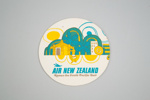 Coaster [Air New Zealand]; Air New Zealand Limited (New Zealand, estab. 1965); 2016.184.1