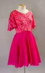 Dress [Latin-American Ballroom]; 1970s; 1984.38.14