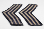 Uniform Badge [Sergeant, Rank Insignia]; New Zealand. Royal New Zealand Air Force (New Zealand, estab. 1937); 2014.269