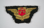 Badge [NAC]; National Airways Corporation (New Zealand, estab. 1947, closed 1978); 2013.308.2