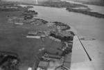 Hobsonville aerodrome; Les Downey; 1949; 05/026/020