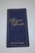 Ticket Wallet [Air New Zealand]; Air New Zealand Limited (New Zealand, estab. 1965); 2004.636
