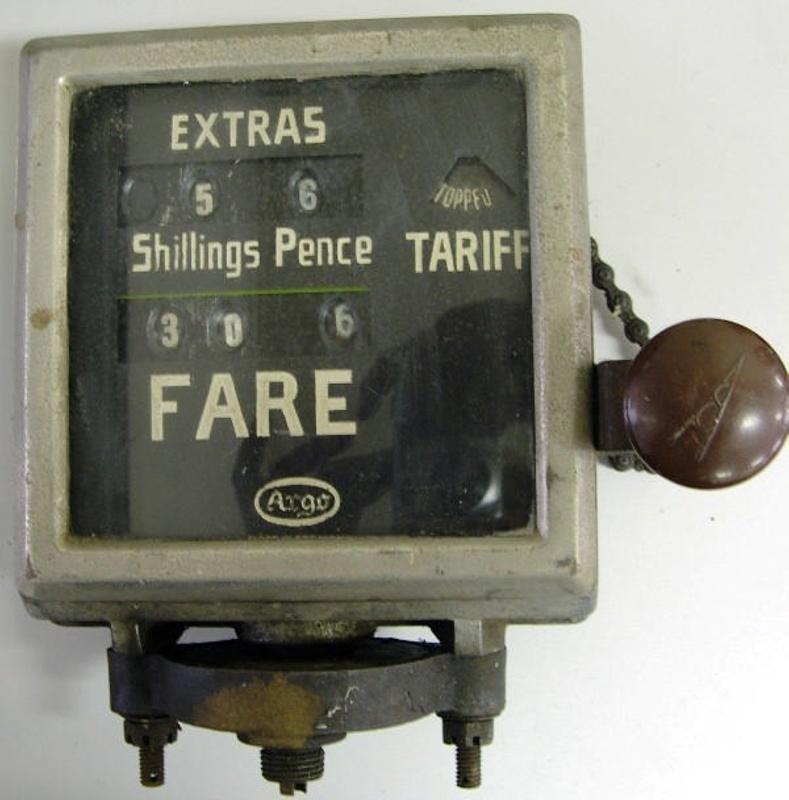 Meter [Argo Taxi Meter]