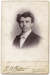 Photograph of a young man; H. A. Chapman; 13-1227