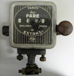 Meter [Argo Taxi Meter]; Kienzle Argo Taxi International GmbH (Germany, estab. 1883); 1978.89.1