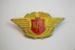Badge [NAC]; National Airways Corporation (New Zealand, estab. 1947, closed 1978); 2013.417