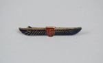 Badge [Tasman Empire Airways Limited]; Tasman Empire Airways Limited (New Zealand, estab. 1940, closed 1965); Young and Company (New Zealand); 2003.196