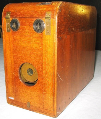 Camera ['The Rover']; J Lancaster and Son Limited (England, estab. 1904); Circa 1892; 1965.156