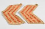 Uniform Badge [Sergeant, Rank Insignia]; New Zealand. Royal New Zealand Air Force (New Zealand, estab. 1937); 2014.268