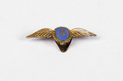Aero Club Badge [ATC]; 2014.255