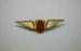 Badge [NAC]; National Airways Corporation (New Zealand, estab. 1947, closed 1978); 2013.547