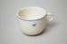 Teacup [Teal]; Crown Lynn Potteries (New Zealand, estab. 1948, closed 1989), Tasman Empire Airways Limited (New Zealand, estab. 1940, closed 1965); 2004.459