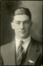 Black and white studio portrait of Stanley Robert Austin; Circa 1918; 04/071/052