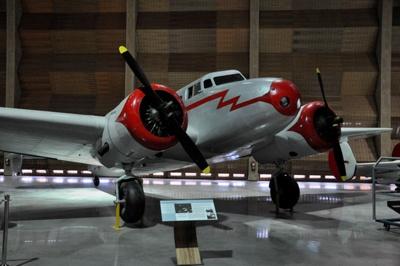 Aircraft [Lockheed Model 10E Electra]; Lockheed Aircraft Corporation (United States of America, estab. 1912, closed 1995), National Airways Corporation (New Zealand, estab. 1947, closed 1978); 1937; 1982.757