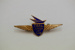 Badge [Teal Junior Jet Club]; Tasman Empire Airways Limited (New Zealand, estab. 1940, closed 1965); 2003.122.3