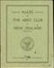Aero Club rules; Royal New Zealand Aero Club Incorporated; 1911; 04/077/188