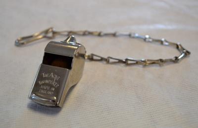 Whistle [ACME Thunderer]; ACME Manufacturing Company (Scotland, estab. 1881); 2013.392