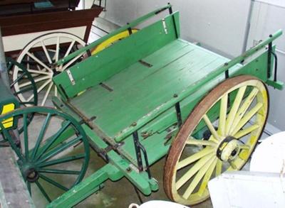 Cart [Spring Cart]; 1966.444