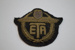 Badge [Teal,  Navigation Officer]; Tasman Empire Airways Limited (New Zealand, estab. 1940, closed 1965); 2004.452.11