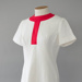 Uniform Dress [National Airways Corporation]; National Airways Corporation (New Zealand, estab. 1947, closed 1978); 1970-1976; 2016.35.24