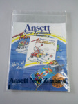 Children's Activity Pack [Ansett New Zealand Adventurers]; Ansett New Zealand (estab. 1987, closed 2001); 2016.36.107