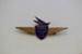 Badge [TEAL Junior Jet Club]; Tasman Empire Airways Limited (New Zealand, estab. 1940, closed 1965); 2003.122.1