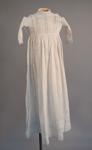 Christening Gown; Circa 1870; 1997.172