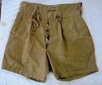 Uniform Shorts [NZ Army]; 1943; 2007.177