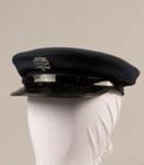 Uniform Cap [Tram Conductor]; Treister Hats Limited, Auckland Transport Board; 2013.399