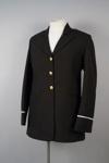 Uniform Jacket [Tasman Empire Airways Limited]; David Jones Limited (Australia, estab. 1838); Tasman Empire Airways Limited (New Zealand, estab. 1940, closed 1965); Payne Tailors; 1950-1957; 2004.445