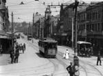 Tram no. 11 enroute to Grey Lynn/Arch Hill; Unidentified; 06-1129