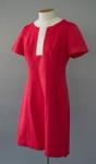 Uniform Dress [National Airways Corporation]; National Airways Corporation (New Zealand, estab. 1947, closed 1978); 1970-1976; 2016.35.25