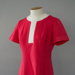 Uniform Dress [National Airways Corporation]; National Airways Corporation (New Zealand, estab. 1947, closed 1978); 1970-1976; 2016.35.25