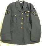 Uniform Tunic [RNZAF Sergeant]; 1945; 1978.267.1