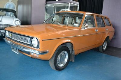 Automobile [Morris Marina]; Morris Motor Company Limited (England, estab. 1910, closed 1984); 1978; 2011.388