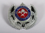 Badge [Silverdale New Zealand Fire Service]; F667.24.2002