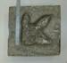 MOA FOOTPRINT - Concrete cast; c1912; 305b