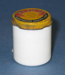 Marmite jar ; Sanitarium; c 1910 - 1950's; 81/113/9