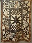 Tapa or Siapo cloth,  Samoa ; Pre 1925; 75/26/3
