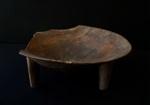 Kava bowl, from Fiji. ; pre 1910; 76/47/2