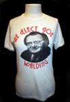 Joseph Albert Walding t-shirt  ; c1972 - 1978; 83/106/1