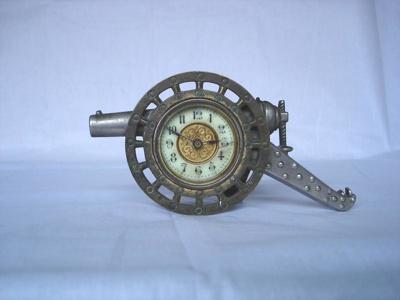 Trophy clock, British united Clock Co, 19th Century, 1550.86