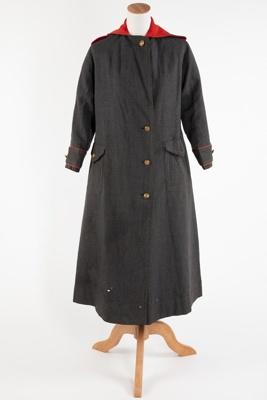 Nurses Coat, New Zealand Army Nursing Service; 1914-1915; GO1989.155